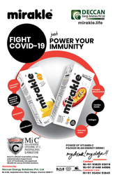 Power of Vitamin-C Energy Drink (Mirakle)