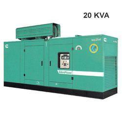 20 KVA Silent Generator