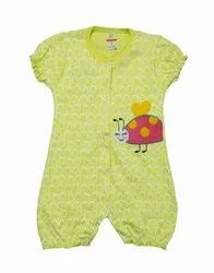 Kids Baby Designed Romper