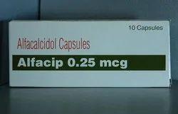 Alfacip 1mcg Capsule