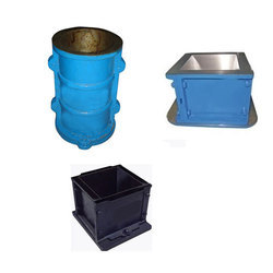 Cube & Cylindrical Mould