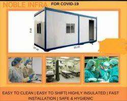 Prefab Portable Isolation Ward