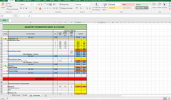 Quantity Estimation / Cost Control