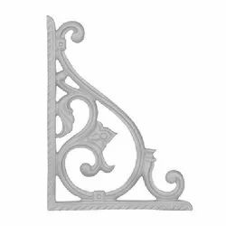 Iron Stair Railing Pillar