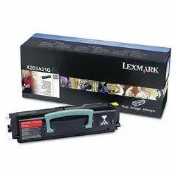 Lexmark X203A11G Black Toner Cartridge
