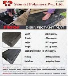 Disinfectant Mat