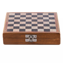 Wooden & Stone Chess