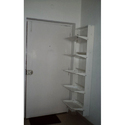 White MS Wall Mounted Shoe Rack