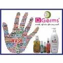 Hand Sanitizers Liquid Gel