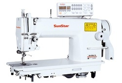 High Speed, 1-Needle, Needle Feed, Lock Stitch Sewing