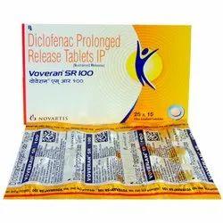 Diclofenac 100 Voveran SR 100 tablet