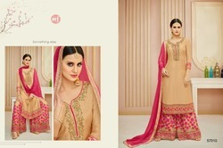 Light Red Sarara Style Suit