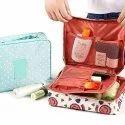 Cosmetic Makeup Toiletry Nylon Hanging Bag Case for Unisex--naylon hanging bag