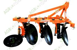 Agrovision Disc Plough 3 - Botton, Model Name/Number: A-dp/B3