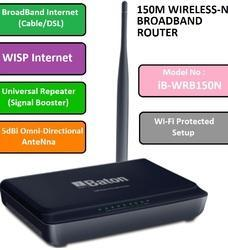 iBall Wireless WiFi DSL Router 150 Mbps