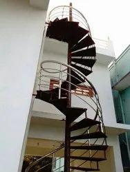 Commercial Full Spiral Handrail