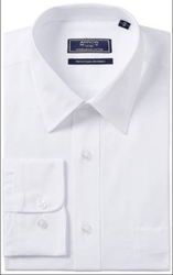 Arrow Men's Formal Shirt White - 1pc