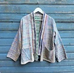 Kantha Ladies Jacket