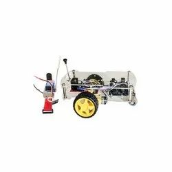 9V Red GESTURE CONTROLLED CAR
