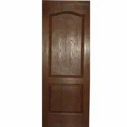 Hinged Interior FRP Wood Finish Designer Door