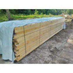 Brown European Pine Wood