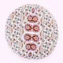 Large Hippie Mandala Floor Pillow Cover - Cushion Cover - Pouf Cover