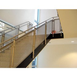 MS Railing Fabrication Service