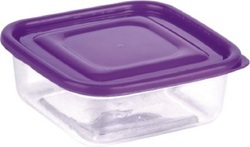 Square Food Delight Container 160 ml