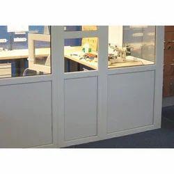 Real Plast Grey PVC Partition Panel