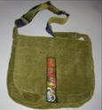 Green Color College Bag
