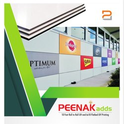 Multi color ACP Board Printing Services, in Local