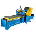 Automatic Sheet Buffing Polishing Machine