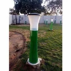 Acrylic Bollard Pole