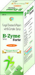Fungal & Papain B-Complex  Syrup