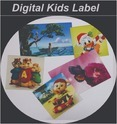Digital Kids Label