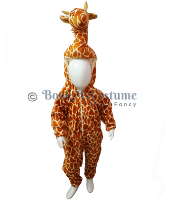 African Giraffe Animal Kids Fancy Dress Costume  sc 1 st  IndiaMART & African Giraffe Animal Kids Fancy Dress Costume at Rs 329 /piece ...