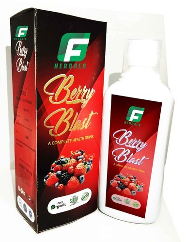 On Your Own Brand Mix Berry Juice Rs 120 Milliliter Gf Herbals Id 16253018462