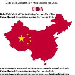 China Business Management Thesis Writing Services
