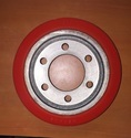 Industrial Drive Wheel- 231 x 75mm