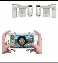 Pubg Metalic Transparent Trigger All Phone Compatible