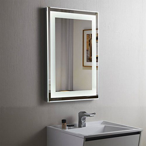 Touch Sensor Led Mirror Illuminated Mirrors Led Mirror