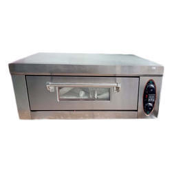 Electric Commercial Pizza Oven, Size: Big/Large, Capacity: 10.0