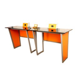 Triple Beem - Physics Lab Table (To Be Placed At Wall Side )