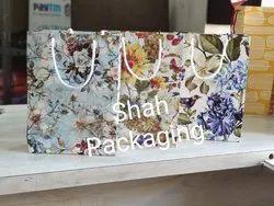 Printed Paper Box Bag, for Packaging, Capacity: 1-2 Kg
