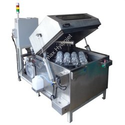 Top Loading Rotary Component Cleaning Machine