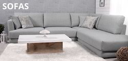 Leather 5 Seater Home and Office Sofa
