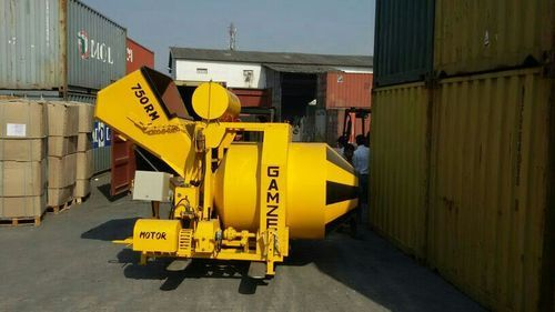 Gamzen Plast Private Limited - Manufacturer of mobile concrete
