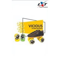 Vicious Quad Skate Package
