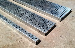 GI, MS, SS Perforated Type  Cable Trays