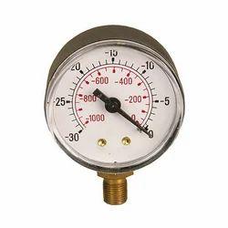 Pressure Vacuum Gauges Calibration Services